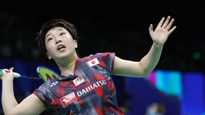 山口茜VS陈雨菲 2018羽毛球世锦赛 女单1/4决赛视频
