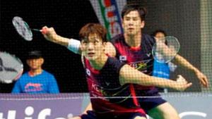 高成炫/申白喆VS李胜木/杨博轩 2018越南公开赛 男双决赛视频