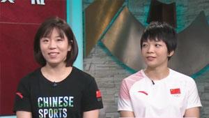陈清晨/贾一凡爆笑解说亚运会夺冠瞬间!