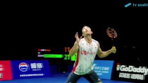 日本公開賽下周打響,桃田賢斗領銜日本最強陣容