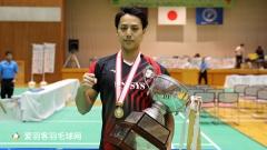 日本社会人锦标赛落幕,上田拓马男单夺冠