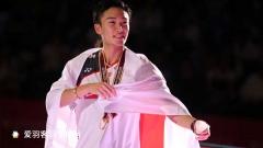 """桃田贤斗本周或重返世界第2,""""日本赛夺冠比世锦赛更激动"""""""