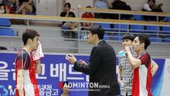 李龙大将参加2018韩国体育大会,与催率圭搭档