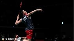 中国公开赛首轮第2日,利弗德斯挑战桃田贤斗