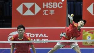 索倫森/安德斯VS韓呈愷/周昊東 2018中國公開賽 男雙決賽視頻