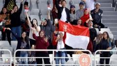 韓國賽多人退賽現場冷清,僑民可免費入場觀看