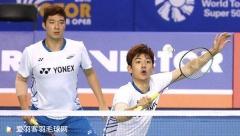 林丹遭西本拳太逆轉,李龍大/金基正2-1雞血組合丨韓國賽1/8決賽