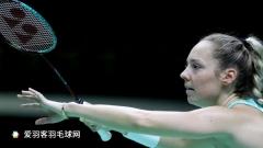 爱德考克最喜欢4位羽球选手,赵芸蕾、亨德拉上榜