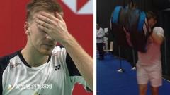丹麦男双强档连续4次一轮游,采访爆粗口 :打得他妈像业余选手