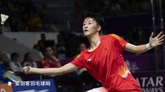 丹麦赛1/4决赛对阵出炉丨韩呈恺/周昊东挑战亨山