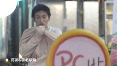 日本记者跟踪桃田贤斗,发现他在韩国首尔街头醉酒