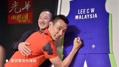 盘点羽坛球星签名,林丹蔡赟简直看不懂,傅海峰自带杀气!