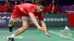 石宇奇进入决赛,将冲击第二次法国公开赛冠军