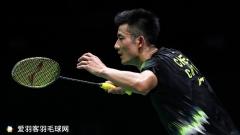 谌龙21-8战胜桃田!陈雨菲、何冰娇均被淘汰丨法国赛半决赛