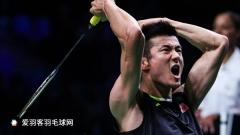 中国福州公开赛半决赛对阵出炉,谌龙pk桃田贤斗