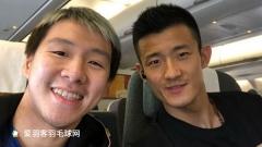 中国日本等队今日抵达香港,不见林丹 桃田贤斗笑容满面