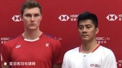 安赛龙:桃田能否东京夺冠难预测,石宇奇是中国队最大的王牌