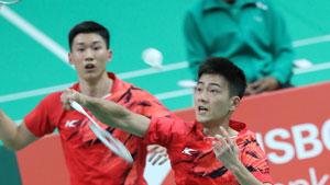 申泰阳/王灿VS邸子健/王昶 2018世界青年羽毛球锦标赛 混合团体决赛视频