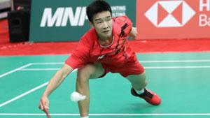 李诗沣VS崔智勋 2018世界青年羽毛球锦标赛 混合团体决赛视频