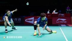 张楠/李茵晖一轮游,王懿律/黄东萍晋级|香港赛首日