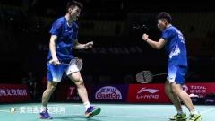 香港公开赛决赛对阵出炉,国羽仅混双打入决赛