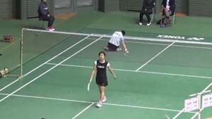 全日本锦标赛首轮,奥原希望2-0轻松碾压对手