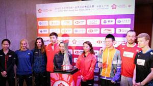 新闻发布会丨广州总决赛遇上寒流 球员们都准备好了吗?