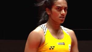 山口茜VS辛德胡 2018世界羽聯總決賽 女單小組賽視頻