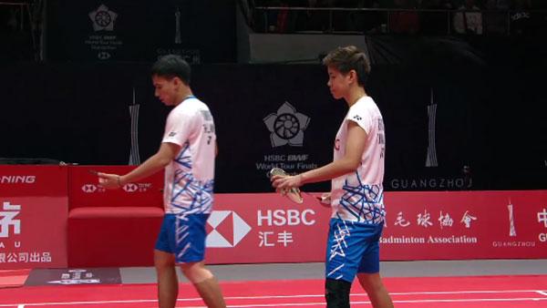 德差波尔/沙西丽VS埃利斯/史密斯 2018世界羽联总决赛 混双小组赛视频
