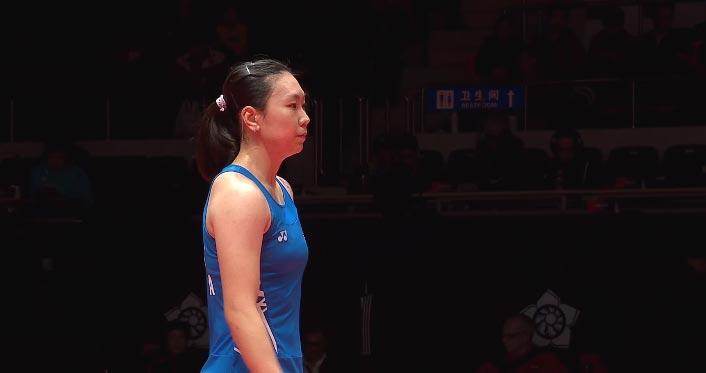辛德胡VS张蓓雯 2018世界羽联总决赛 女单小组赛视频