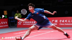 石宇奇晋级决赛,国羽锁定混双金牌丨羽联总决赛半决赛