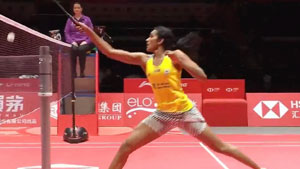 辛德胡VS因达农 2018世界羽联总决赛 女单半决赛视频