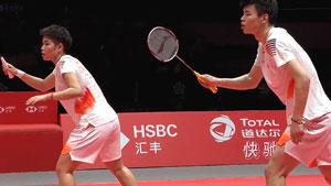 王懿律/黄东萍VS郑思维/黄雅琼 2018世界羽联总决赛 混双决赛视频