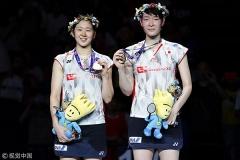 日媒:为何日本女双那么强?靠顽强防守弥补劣势