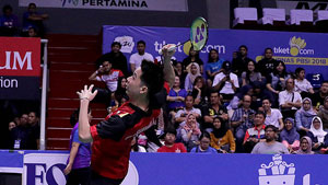 苏卡穆约参加印尼国内联赛,简直浪出天际