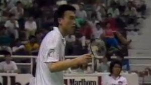 1989大马公开赛男单决赛,熊国宝vs赵剑华
