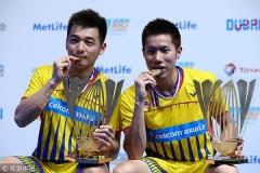雙蔚組合正式退出大馬國羽,曾獲奧運銀牌