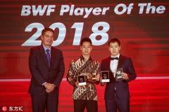印尼羽坛2018年7大重要事件,小黄人夺9冠位居第一