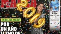 马琳荣获西班牙2018年度最佳女选手
