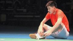 陳文宏成為雙蔚組合陪練,未來仍搭檔金莎朗參賽