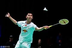 泰國大師賽1/16決賽對陣出爐,林丹PK世青賽冠軍