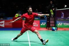 林丹三局战胜世青冠军晋级丨泰国大师赛首轮