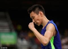 爱羽客专访李宗伟:盼林丹努力训练 共征东京奥运
