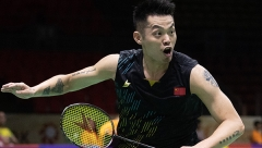大比分领先被翻盘!林丹0-2不敌新加坡黑马丨泰国大师赛决赛