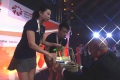 吴柳莹:非常高兴成为自由人后夺得首个冠军!