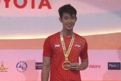 新加坡运动团队:骆建佑创造历史,击败奥运冠军林丹!