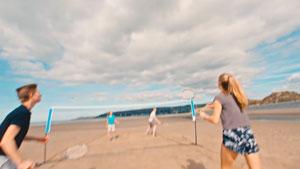 英格兰羽毛球宣传片:每时每刻随时随地场上见!