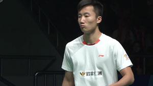 陆光祖VS黄宇翔 2018中国羽超联赛 混合团体决赛视频