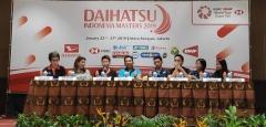 納西爾退役之戰,印尼大師賽今日舉行發布會