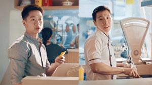 """小黄人开辟""""副业"""",开起了中餐馆?"""